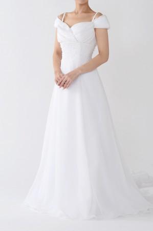 福岡店ウェディングドレス FW-011