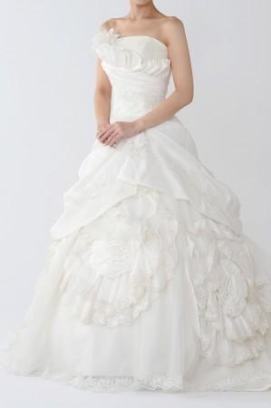 福岡店ウェディングドレス FW-013