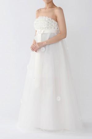 福岡店ウェディングドレス FW-014