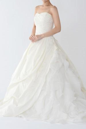 福岡店ウェディングドレス FW-016