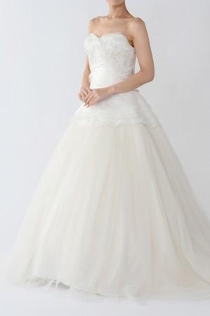 熊本店ウェディングドレス KW-001