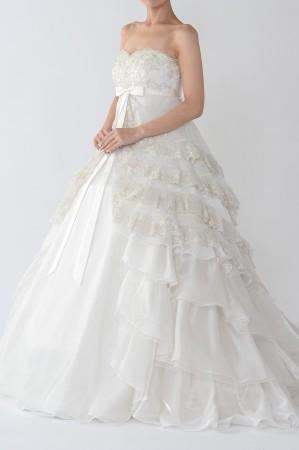 熊本店ウェディングドレス KW-002