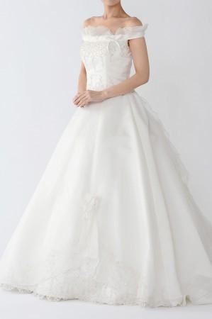 熊本店ウェディングドレス KW-006