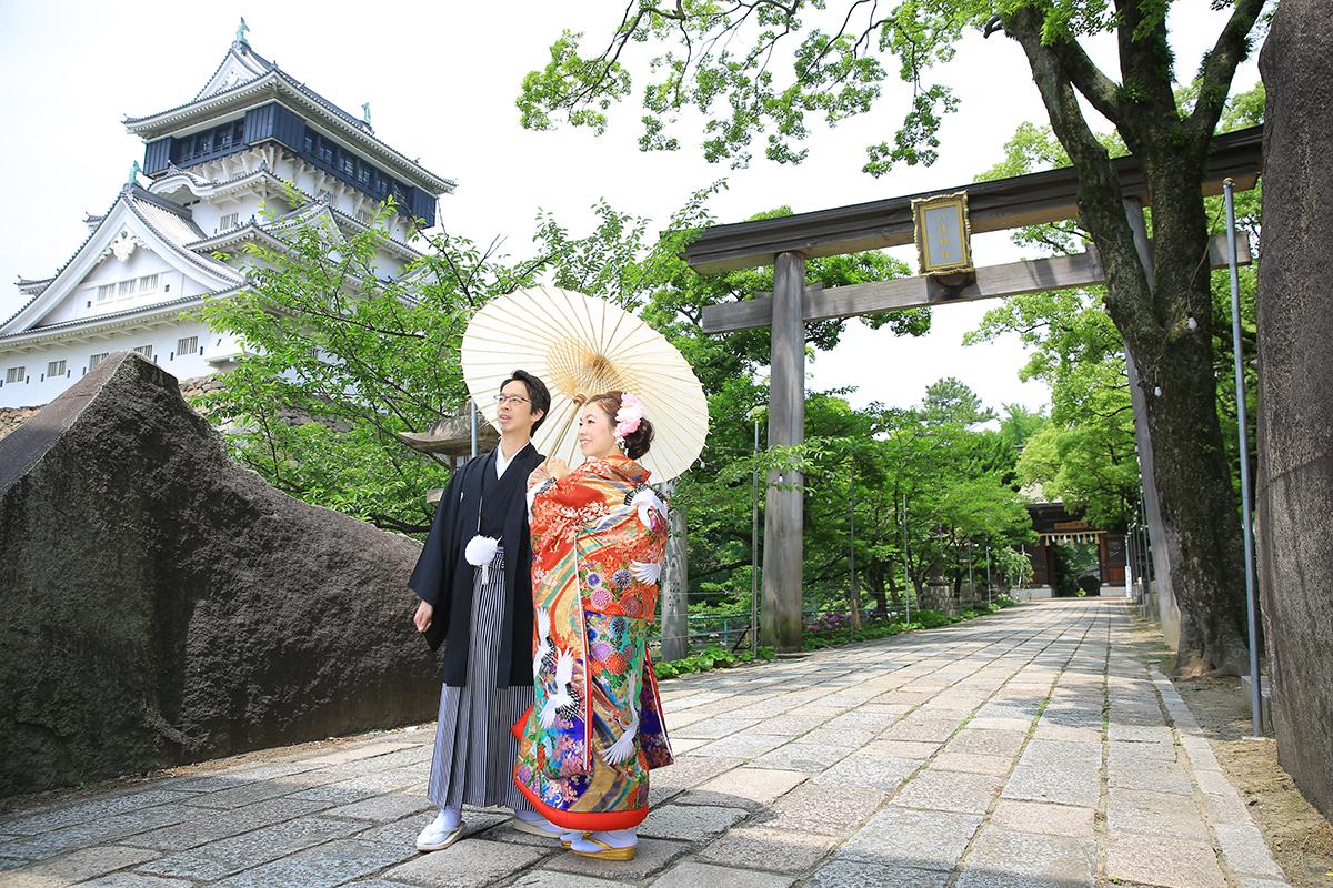 北九州・小倉城庭園
