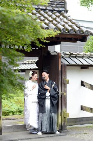 熊本前撮り 細川邸