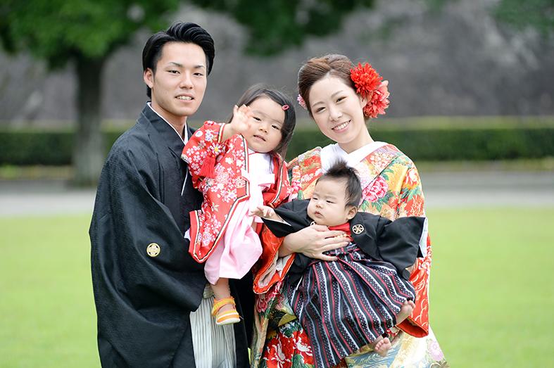 熊本前撮り 熊本城
