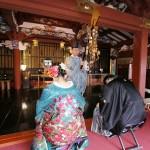宮崎,和装,洋装,前撮り,結婚式当日,,宮崎・鵜戸神宮前撮りプラン-09