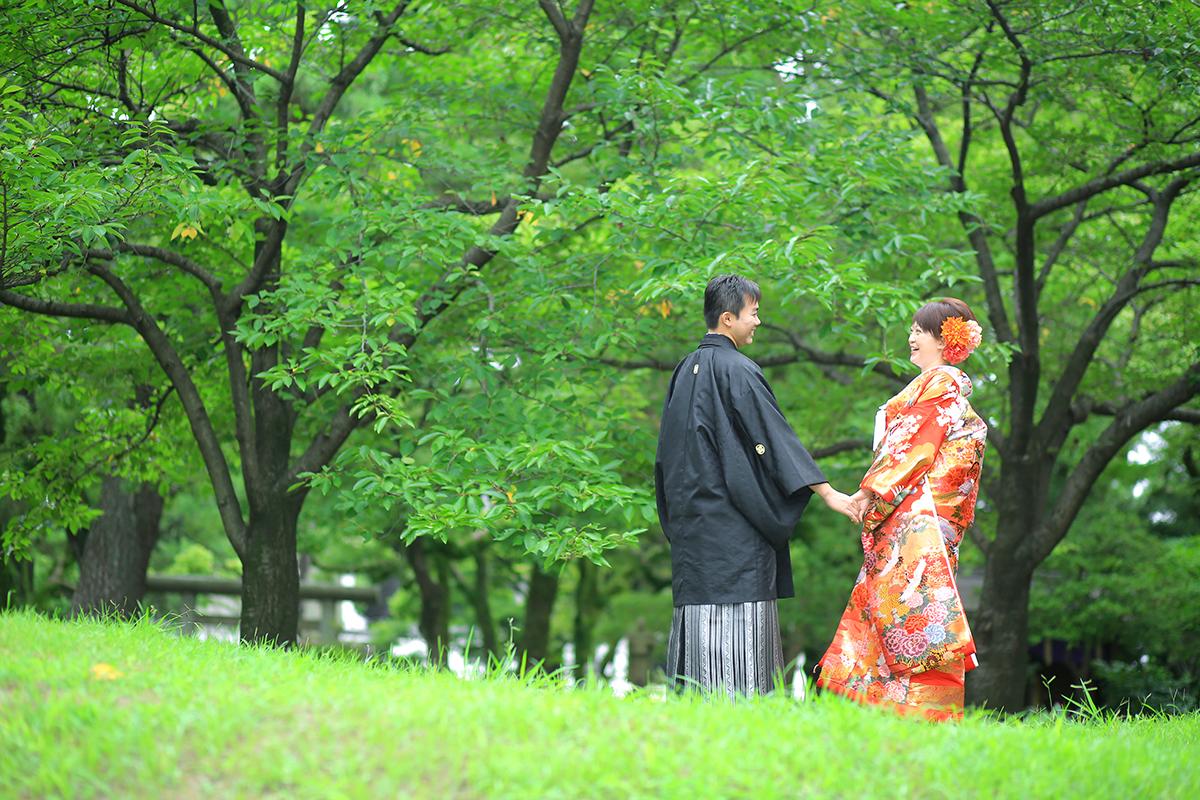 小倉・小倉城庭園