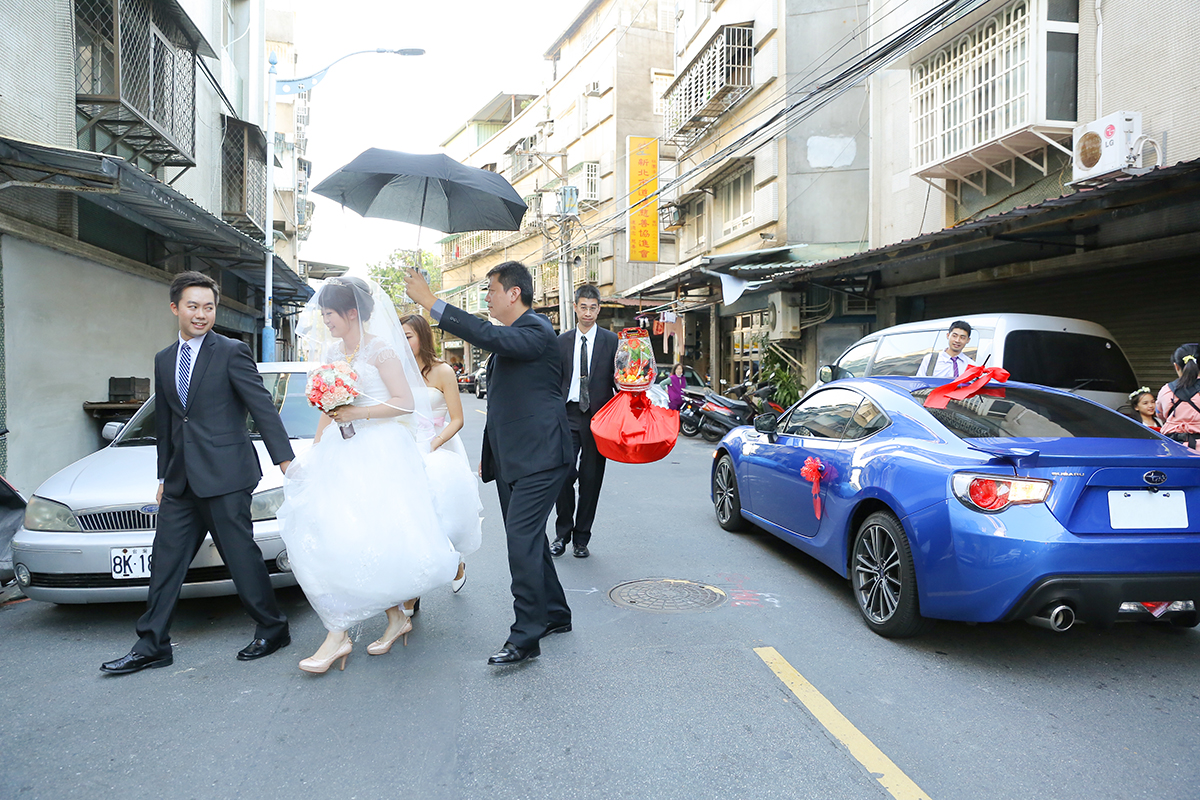 台湾・結婚式