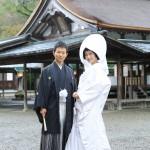 北九州,福岡,和装,洋装,前撮り,結婚式当日,,宗像大社0001