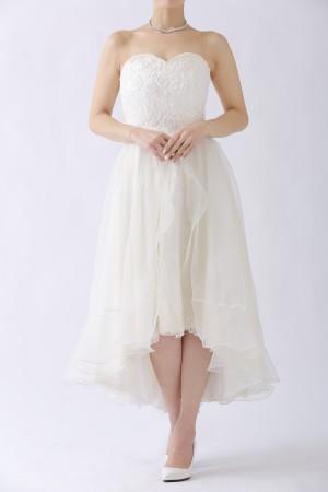 福岡店ウェディングドレス FW-009