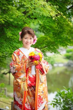 前撮り スタジオフィール 熊本県 水前寺