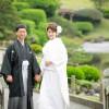 前撮り スタジオフィール 熊本県 水前寺公園