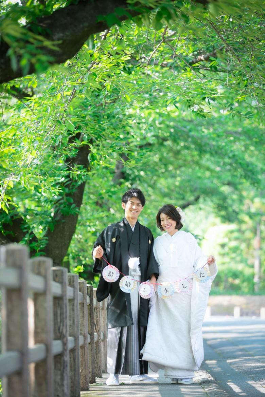 前撮り スタジオフィール 熊本 熊本城 加藤神社