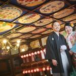 熊本,和装,洋装,前撮り,結婚式当日,,スタジオフィール 熊本 八千代座