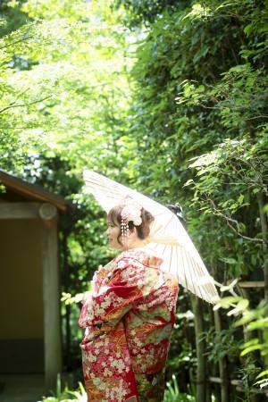前撮り スタジオフィール 福岡 松風園