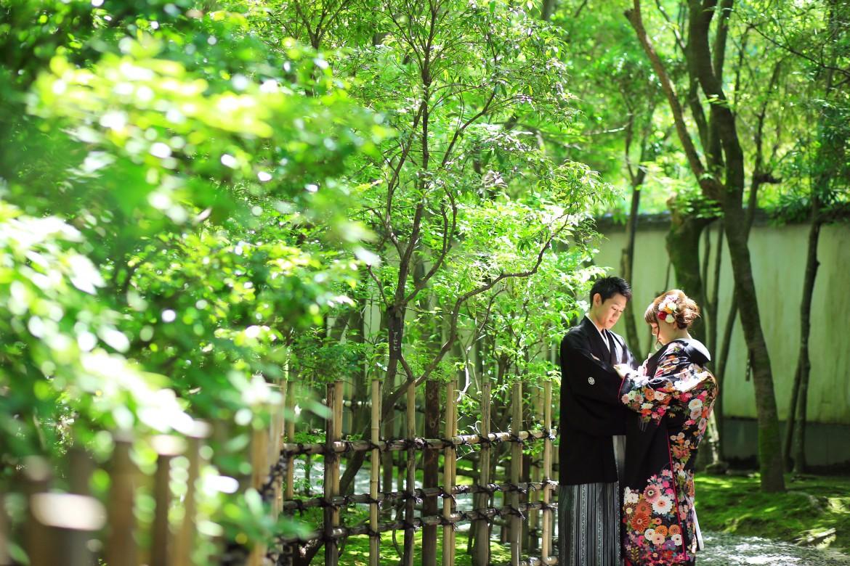前撮り スタジオフィール 福岡 友泉亭公園