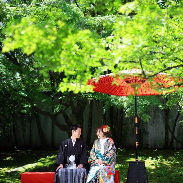 福岡,和装,洋装,前撮り,結婚式当日,,友泉亭の歴史