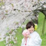 桜プラン早割キャンペーン2017-前撮り スタジオフィール 熊本 熊本城