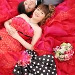 熊本,和装,洋装,前撮り,結婚式当日,,同性婚 LGBTQ スタジオフィール 熊本