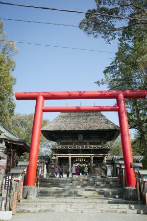 青井阿蘇神社 神社挙式