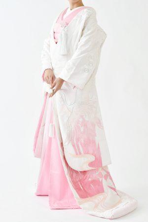 白無垢 ピンク