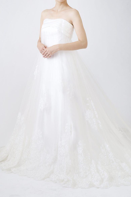 福岡店ウェディングドレス FW-25