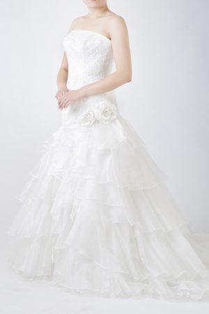 福岡店ウェディングドレス FW-26