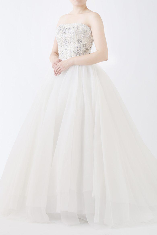 福岡店ウェディングドレス FW-29