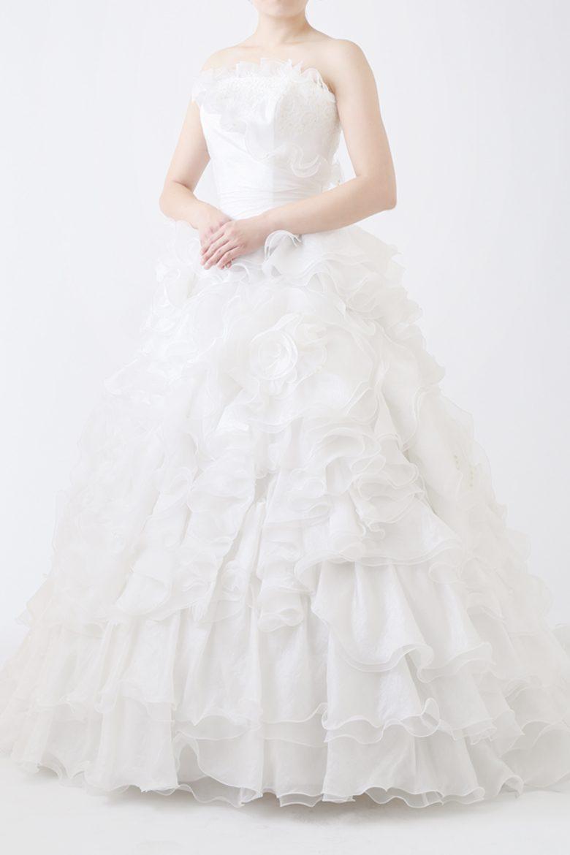 福岡店ウェディングドレス FW-31