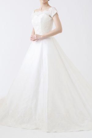 福岡店ウェディングドレス FW-32