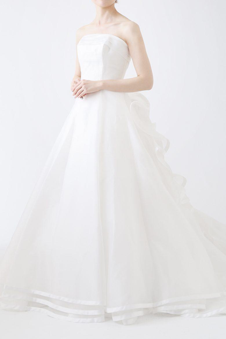 福岡店ウェディングドレス FW-37