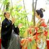 前撮り スタジオフィール 福岡 楽水園