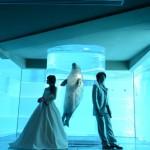 福岡,和装,洋装,前撮り,結婚式当日,,水族館マリンワールド前撮りプラン-05