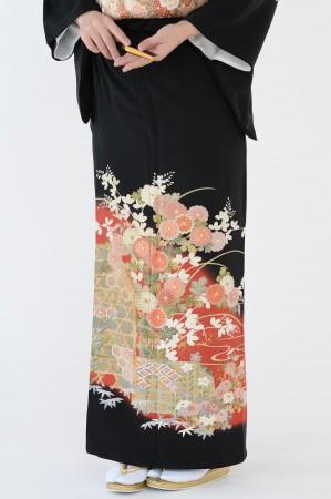 熊本店黒留袖KUKT–324