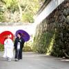 長崎 前撮り 玖島城 大村城