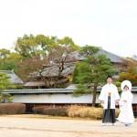 熊本 細川邸前撮りプラン-
