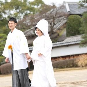 熊本・細川邸前撮りプラン