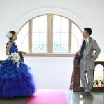 福岡,和装,洋装,前撮り,結婚式当日,,福岡・貴賓館06