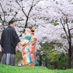 北九州,和装,洋装,前撮り,結婚式当日,,