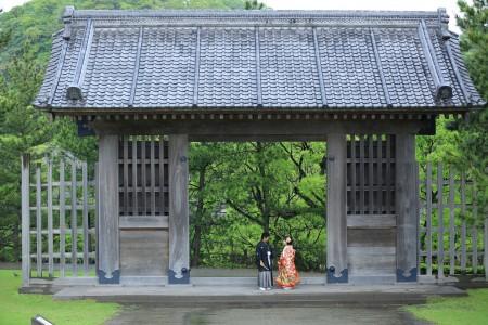 鹿児島 石橋記念公園前撮りプラン-鹿児島石橋記念公園01