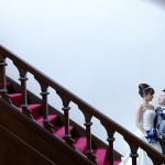 福岡,和装,洋装,前撮り,結婚式当日,,福岡・貴賓館02