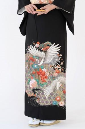 熊本黒留袖037