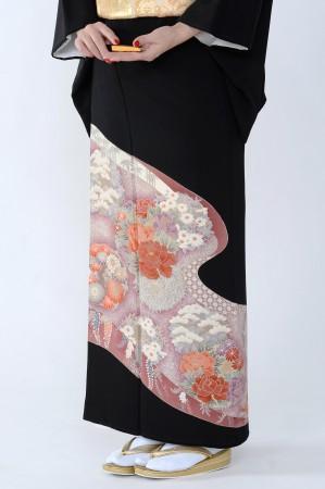 熊本店黒留袖KUKT–066