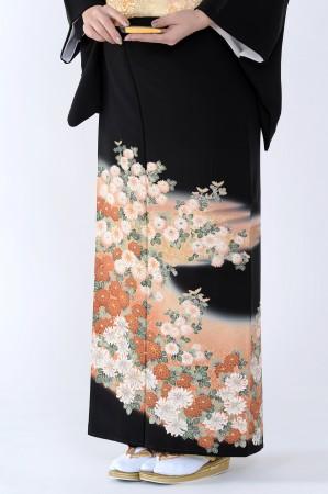 熊本店黒留袖KUKT–395