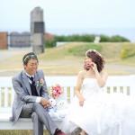 山口,和装,洋装,前撮り,結婚式当日,,海ロケーション山口県角島-05