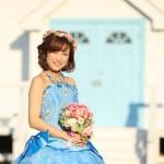 山口,和装,洋装,前撮り,結婚式当日,,海ロケーション山口県角島-01