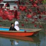 熊本,和装,洋装,前撮り,結婚式当日,,柳川川下り1
