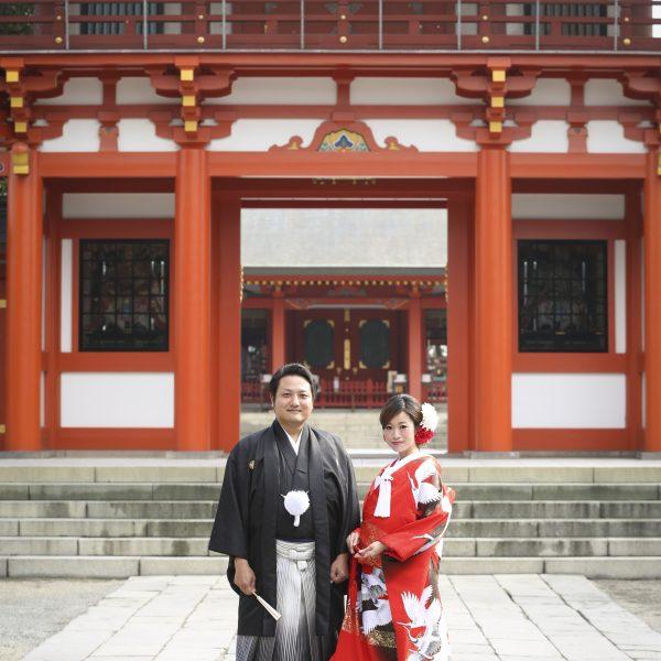 【熊本】藤崎八幡宮