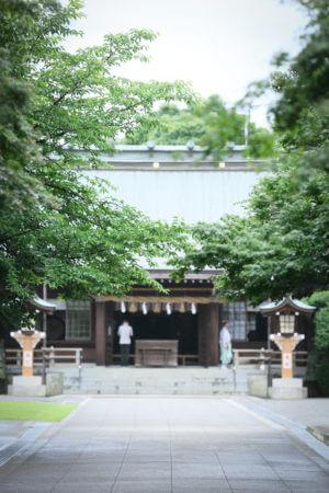 【熊本】軍神社